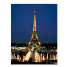 Puzzle Neon Eiffel torony - 1000 darabos