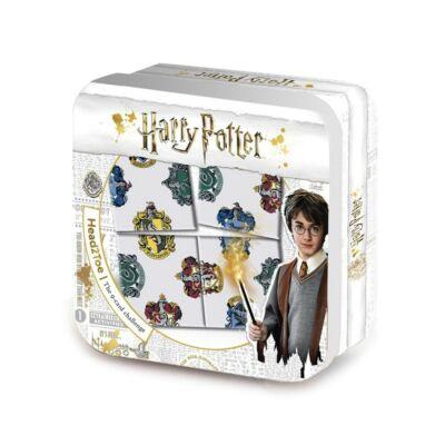 Head2Toe, a 9 kártyás kihívás - Harry Potter házak címerei