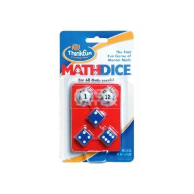 Math Dice egy kis matekocska