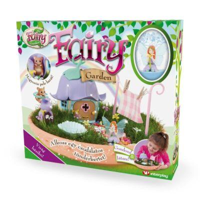 My Fairy Garden - Virágos ház
