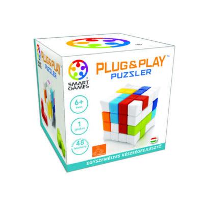 Plug & Play puzzler – Smartgames logikai játék