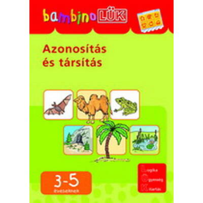 Bambino LÜK - Azonosítás és társítás
