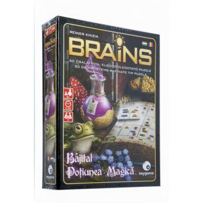 Bájital/Brains