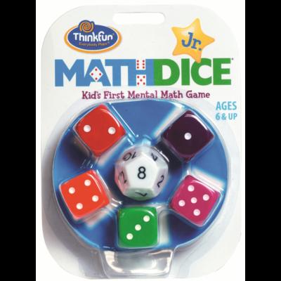 Math Dice jr.
