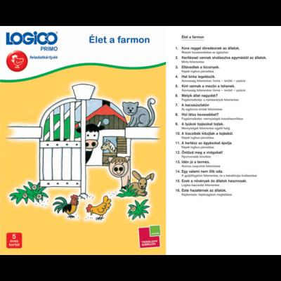 LOGICO Primo - Élet a farmon