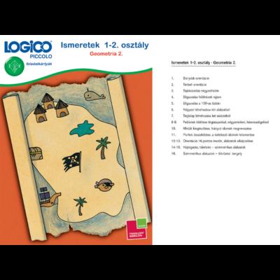 LOGICO Piccolo - Ismeretek 1-2. osztály: Geometria 2.