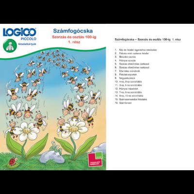 LOGICO Piccolo - Számfogócska:Szorzás és osztás 100-ig 1. rész