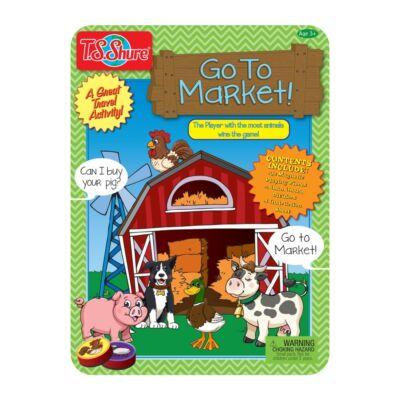 Irány a piac! - fémdobozos, mágneses