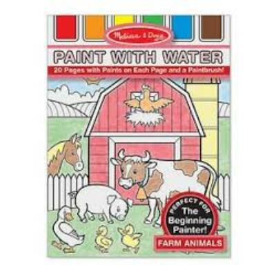 Festés vízzel - Farm
