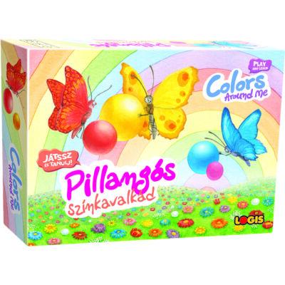 Pillangós színkavalkád