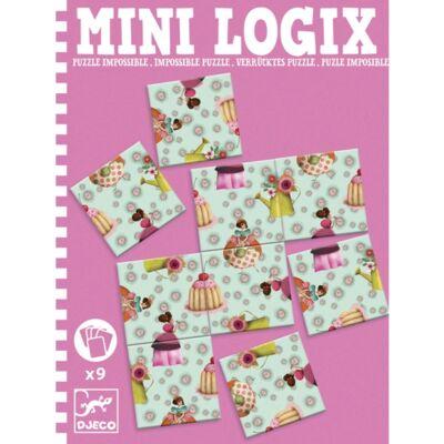 Mini logix- LEHETETLEN HERCEGNŐ -Impossible princess puzzle
