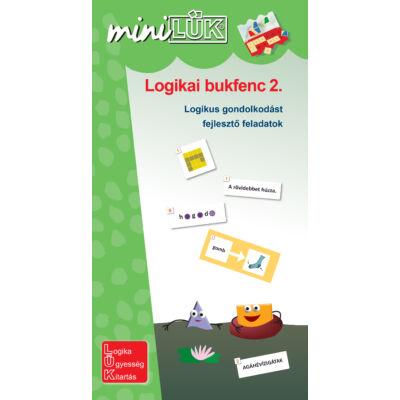 Mini LÜK - Logikai bukfenc 2.