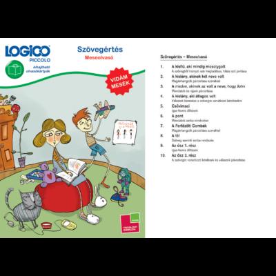 LOGICO Piccolo - Szövegértés: Meseolvasó