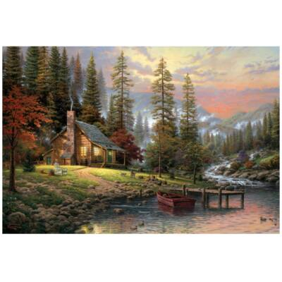 500 db-os puzzle - A Peaceful Retreat