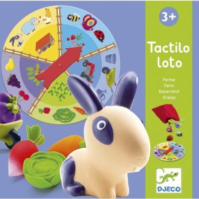TAPINTHATÓ LOTTOFARM - Tactilo lotto Farm