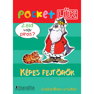 Pocket LÜK - Képes fejtörő!