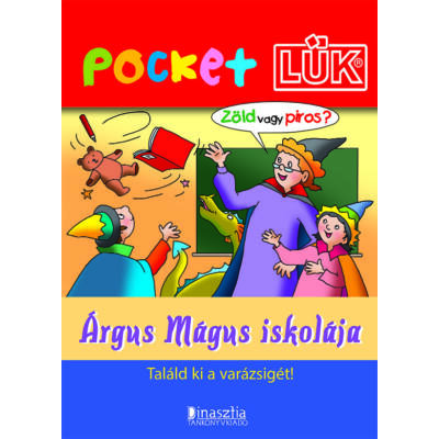 Pocket LÜK - Árgus Mágus iskolája + ALAPTÁBLA
