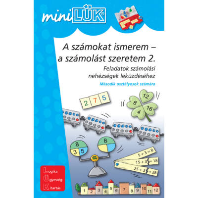 Mini LÜK - A számokat ismerem - a számolást szeretem 2.