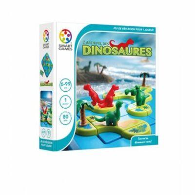 Dinoszauruszok - Varázslatos szigetek