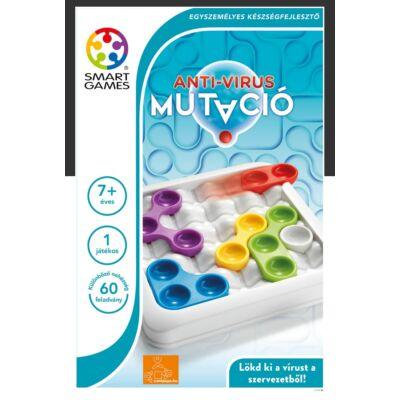 Anti-Vírus Mutáció