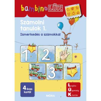 Bambino LÜK - Számolni tanulok 1.