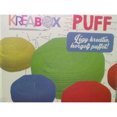 Kreabox - Horgolj puffot!
