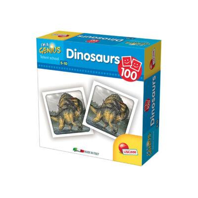 Memóriajáték - Dinoszauruszok