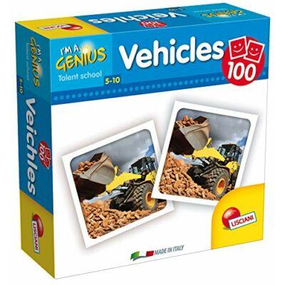 Memóriajáték - Járművek