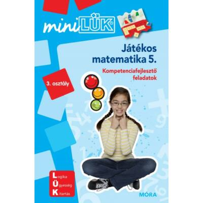 Mini LÜK - Játékos matematika 5., 3. osztály