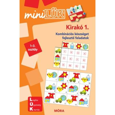 Mini LÜK - Kirakó 1., 1-3. osztály
