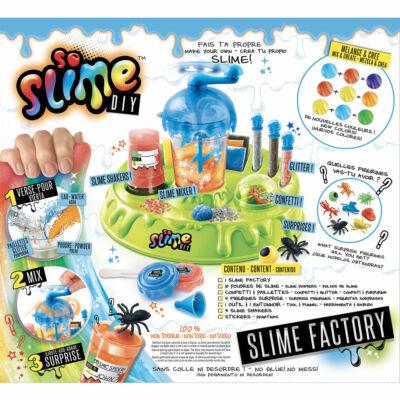 Slime gyár - fiús