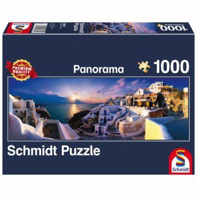 1000 db-os puzzle - Panoráma: Santorini