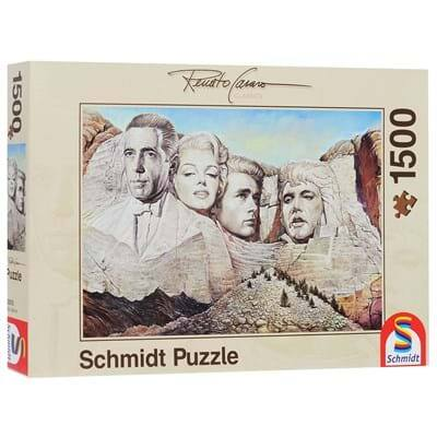 Puzzle Mount Hollywood -  1500 darabos